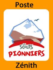 Pionniers - Poste Zénith